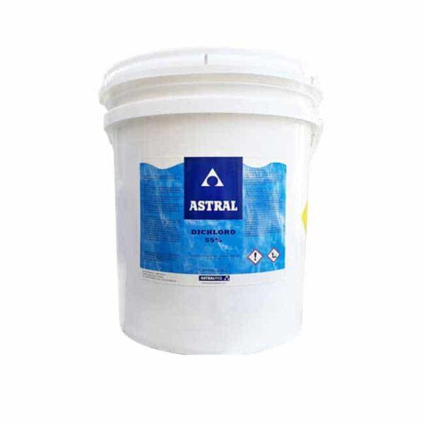Χλώριο Πισίνας Δίχλωρο Κόκκοι 25kg της Astralpool